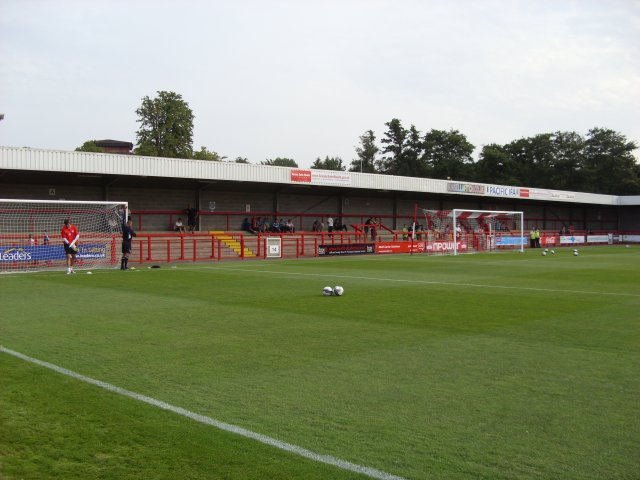 The Bruce Winfield Stand