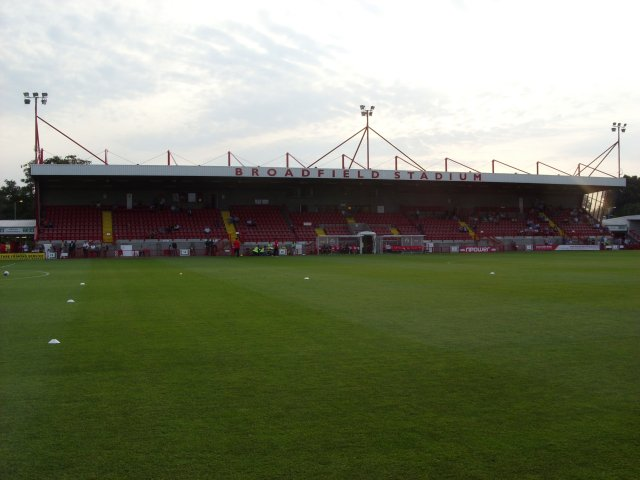 The West Stand